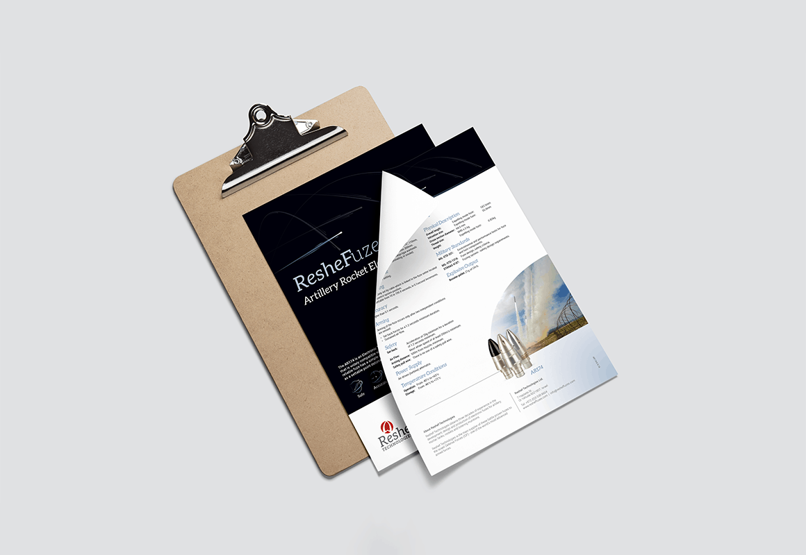 Reshef_Gallery_A4-Brochure_Rockets